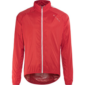 Endura Pakajak II Windproof Jacket Herr red